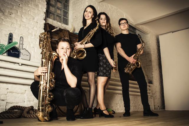 saxofony