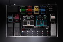 boss es8 pedalboard