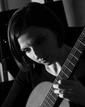 Profil, Miriam Brüllová, klasická gitara